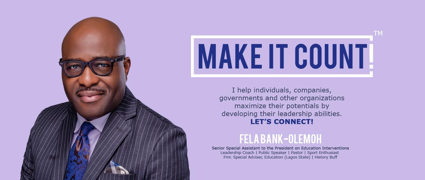 Fela Bank-Olemoh FBO